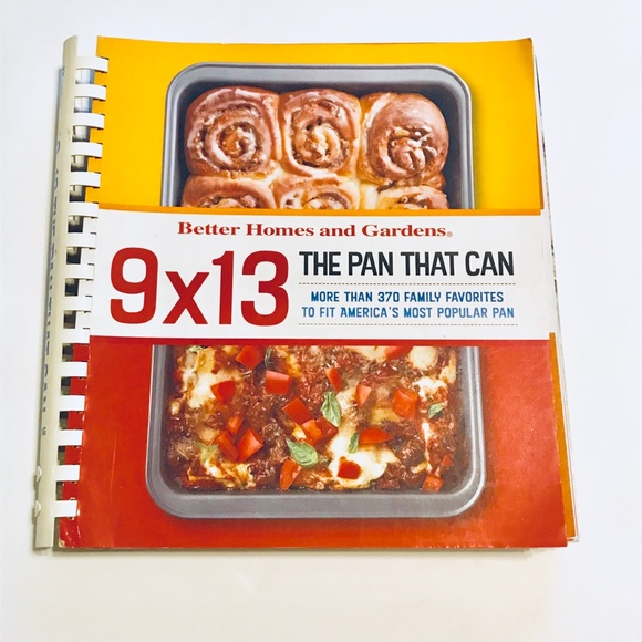 Accessories - 9x13 The Pan That Can Cookbook